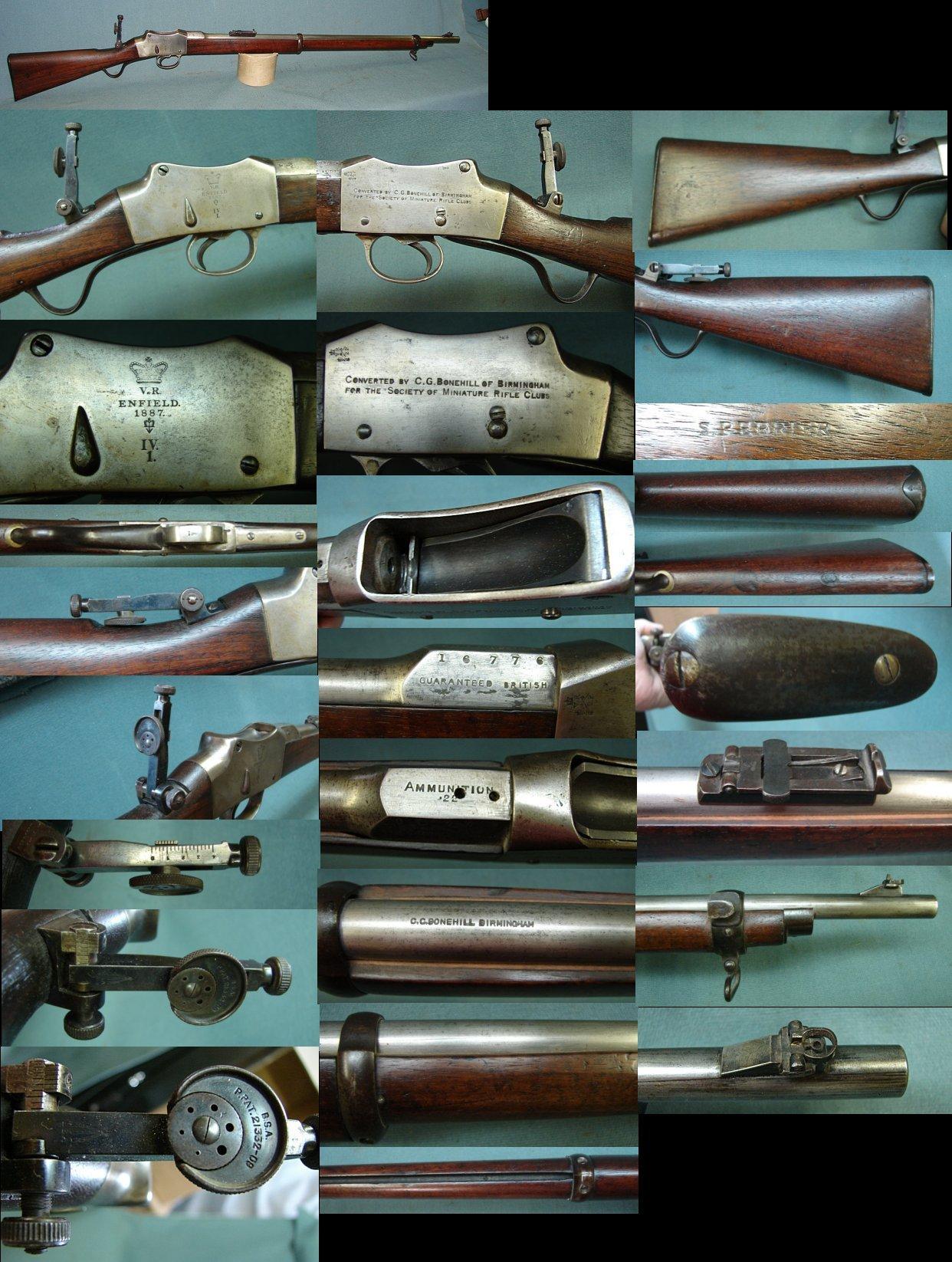 Collectible Antique Longarms Catalog